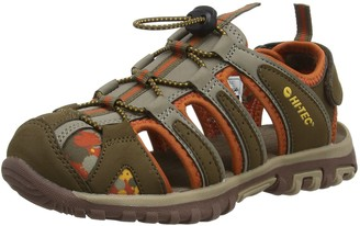 Hi-Tec Unisex Kids' Cove Jr Hiking Sandals