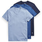 Polo Ralph Lauren Slim-Fit V-Neck 3-Pack