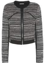 Diane von Furstenberg Caity cotton-blend jacket