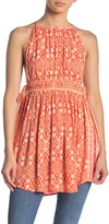 Free People Midsummer's Day Tunic Tank Top