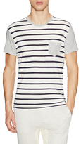 Sol Angeles Duo Stripe Deluxe Tee