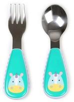 Skip Hop Zootensils Fork & Spoon - Unicorn