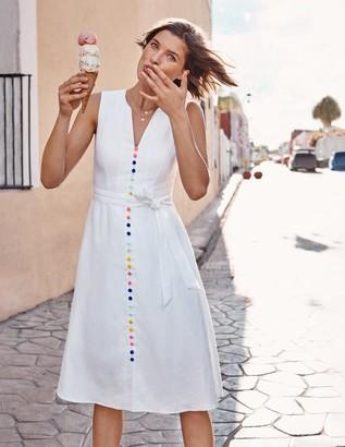 Cecilia Linen Dress