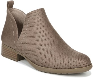 LifeStride Perferated Slip-On Booties - Xaria Perf