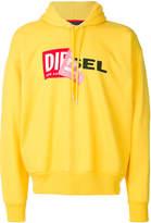 Diesel branded hoodie