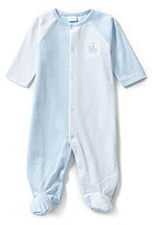 Edgehill Collection Baby Boys Newborn-6 Months Giraffe Footed Coverall