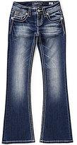 Miss Me Girls Big Girls 7-16 Cross-Embellished Bootcut Jeans