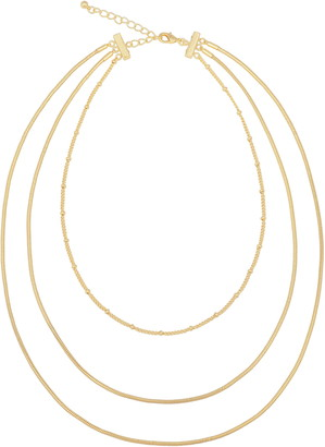 Uncommon James by Kristin Cavallari Sea of Cortez Layered Necklace