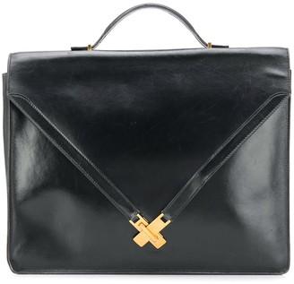 Hermes pre-owned Skelly briefcase