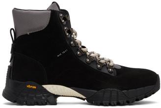 Coach 1941 Black Hybrid Urban Hiker Boots