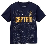 Mighty Fine Enterprise Captain Tee (Big Boys)