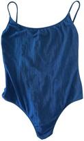 MC2 Saint Barth Blue Swimwear for Women