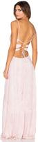 Indah Zera Maxi Dress