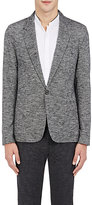 Lanvin Men's Deconstructed Sportcoat-GREY, LIGHT GREY