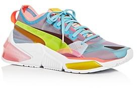 Puma Women's LQDCell Optic Sheer Low-Top Sneakers