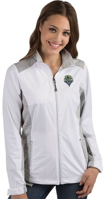 Antigua Women's Seattle Sounders Revolve Full Zip Jacket