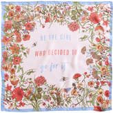 INC International Concepts I.n.c. Go For It Floral Square Scarf, Created for Macy's