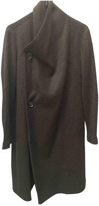 Pas De Calais Black Coat for Women