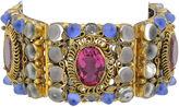 One Kings Lane Vintage 1940s Hobé Jeweled Bracelet