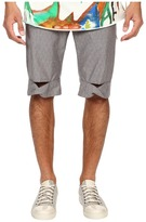 Vivienne Westwood Scar Wool Twisted Shorts