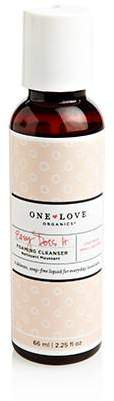 One Love Organics Discover Easy Does It Foaming Cleanser