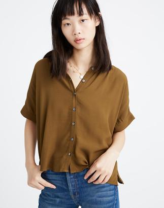 Madewell Getaway Oversized Button-Down Shirt