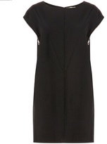 Saint Laurent Wool Crepe Dress