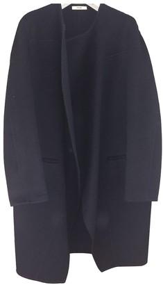 Celine Blue Cashmere Coats