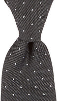 Murano Dot On Top Narrow Tie
