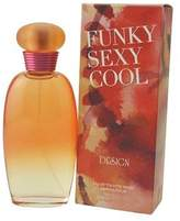 Paul Sebastian Funky Sexy Cool By For Women. Eau De Toilette Spray 3.4 Ounces by