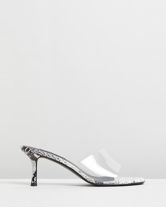 Senso Women's White Heeled Sandals - Peri II - Size One Size, 36 at The Iconic