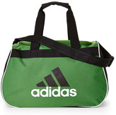 adidas Black & Green Diablo Small Duffel