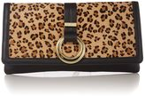 Biba Ring detail clutch bag