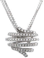 Damiani 18K 0.32 Ct. Tw. Diamond Necklace
