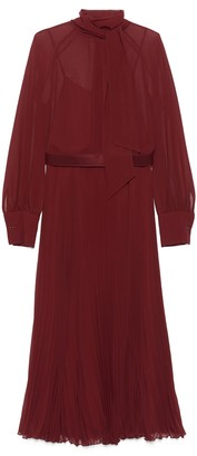 Max Mara Malizia Pleated Dress