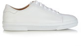 A.P.C. Tennis Steffie low-top leather trainers
