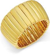 ABS by Allen Schwartz Gold-Tone Bar Stretch Bracelet