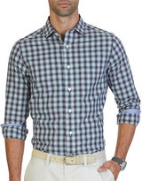 Nautica Classic-Fit Plaid Shirt