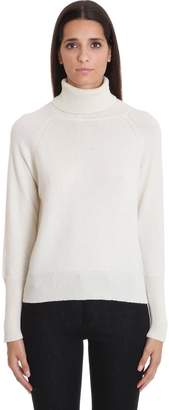 Mauro Grifoni Dolcevita Knitwear In White Wool