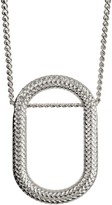 Cole Haan Oval Pendant Necklace