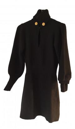 Vicolo Black Cotton Knitwear