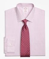 Brooks Brothers Madison Classic-Fit Dress Shirt, Non-Iron Split Stripe