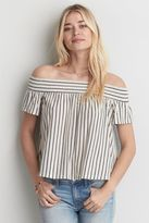 American Eagle Outfitters AE Off-The-Shoulder Top