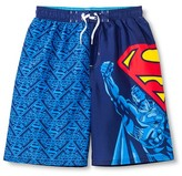 Superman Boys' Swim Trunk
