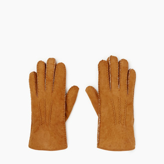 Roots Womens Shearling Glove