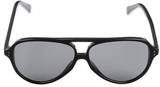 Celine 61MM Plastic Aviator Sunglasses