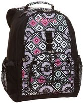 PBteen Gear-Up Black Mosaic Backpack