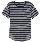 Madewell Whisper Cotton Stripe Crewneck Tee