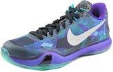 "Nike Kobe X ""Overcome"" Men's Basketball Shoes 705317-305 Emerald Glow Reflect Silver-Court Purple Men"