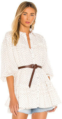 Free People Full Swing Mini Dress